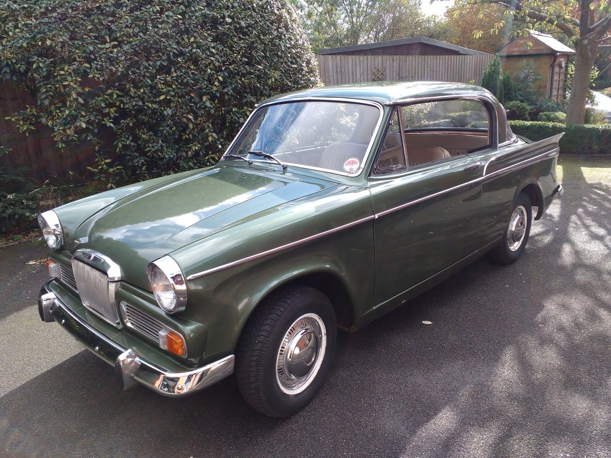 1967 Sunbeam Rapier Series V SOLD (picture 1 of 6)