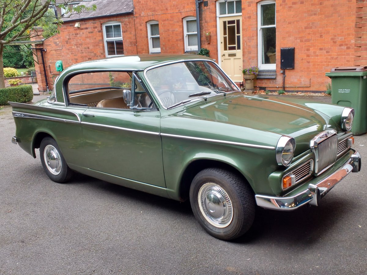 1967 Sunbeam Rapier Series V SOLD (picture 2 of 6)