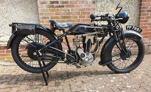 1928 Sunbeam Model 8, 350 cc.