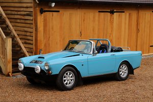 Picture of Sunbeam Tiger 1967, 4.7 litre V8.  Mk1 A.