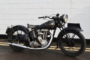 Picture of Sunbeam 1937 250 Series 2 OHV PROJECT For Sale