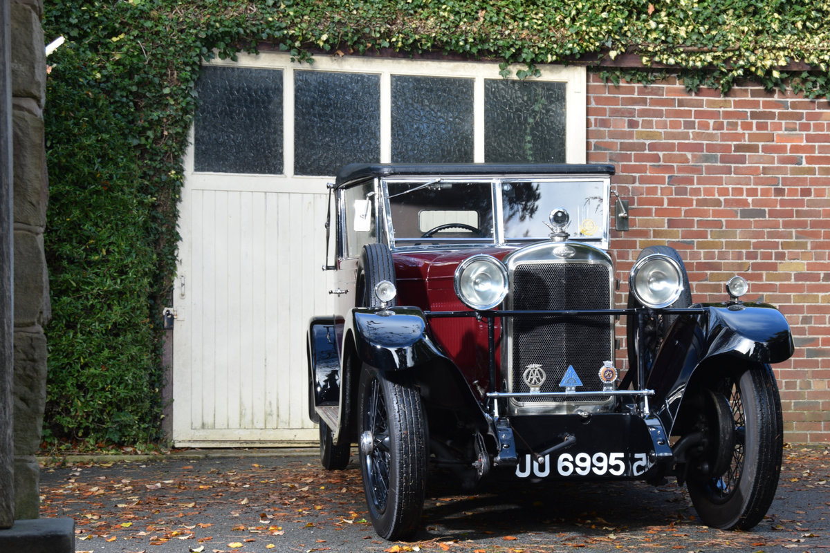 1929 Sunbeam 20.9 DHC For Sale (picture 2 of 6)