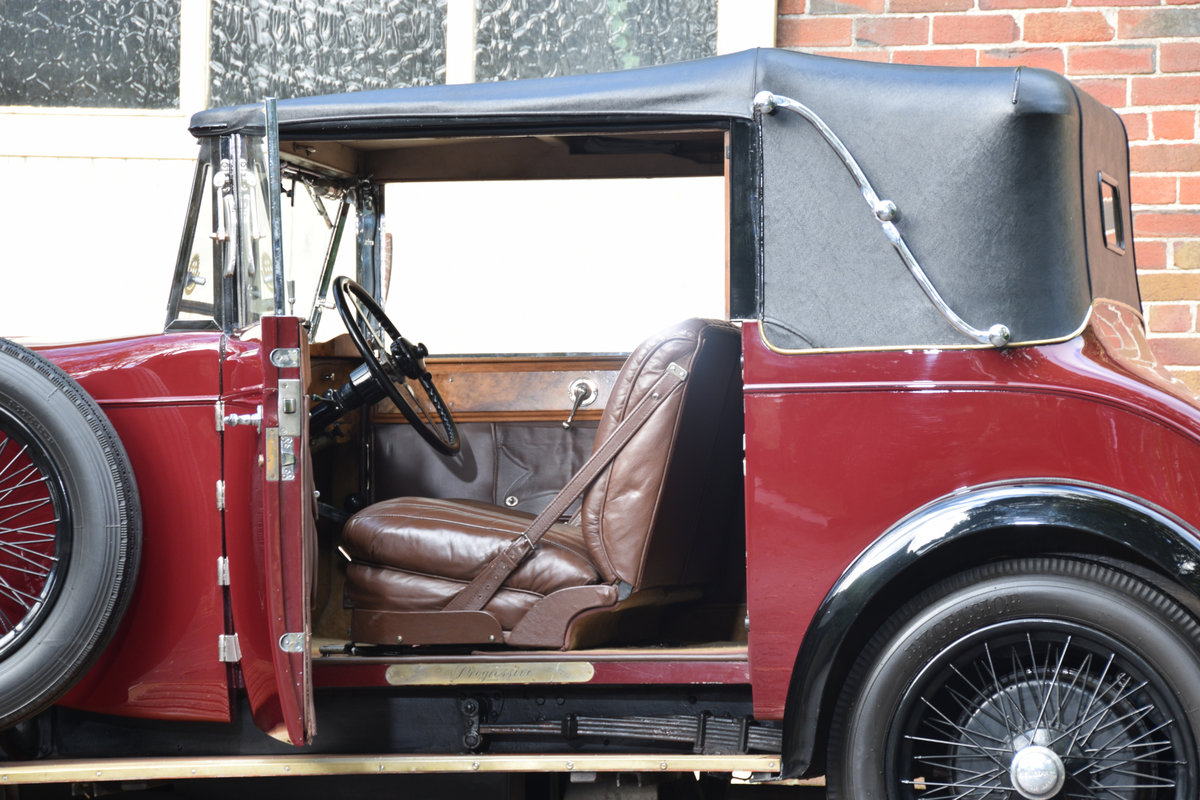 1929 Sunbeam 20.9 DHC For Sale (picture 3 of 6)