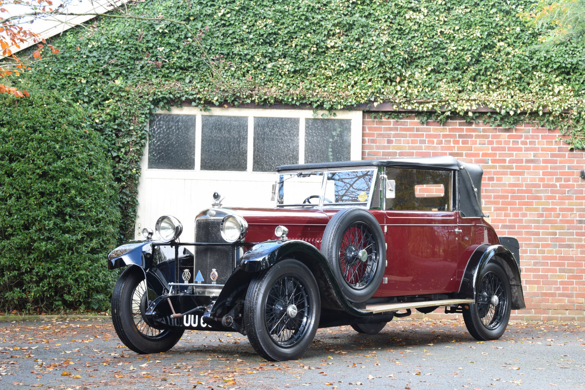 1929 Sunbeam 20.9 DHC For Sale (picture 5 of 6)