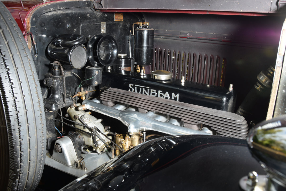 1929 Sunbeam 20.9 DHC For Sale (picture 6 of 6)