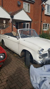 Picture of 1960 Sunbeam Rapier conv