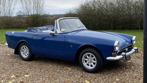 Picture of Sunbeam Alpine-1967 MK5- restored inc recent engine rebuild