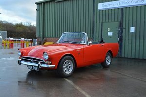 Picture of 1968 Sunbeam Alpine GT Series V