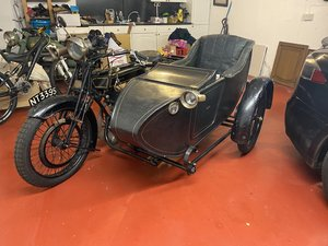 Picture of 1923 Sunbeam combination side car