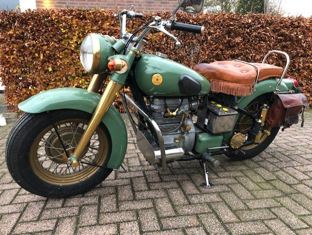 the SUNBEAM S7 DELUXE 1955 For Sale (picture 4 of 6)