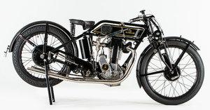 Sunbeam 493cc T.T. Model 90 Racing Motorcycle