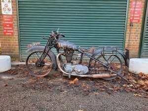Picture of 1933 Sunbeam 344cc Model 10 For Sale by Auction