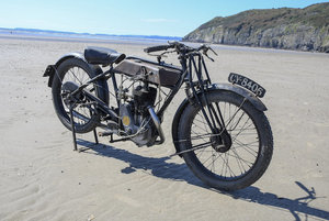 Picture of 1925 Sunbeam 3hp Model 6 Pendine Sprinter For Sale by Auction