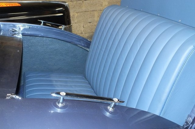 1939 A very impressive Sunbeam Talbot Grand Touring car For Sale (picture 7 of 8)