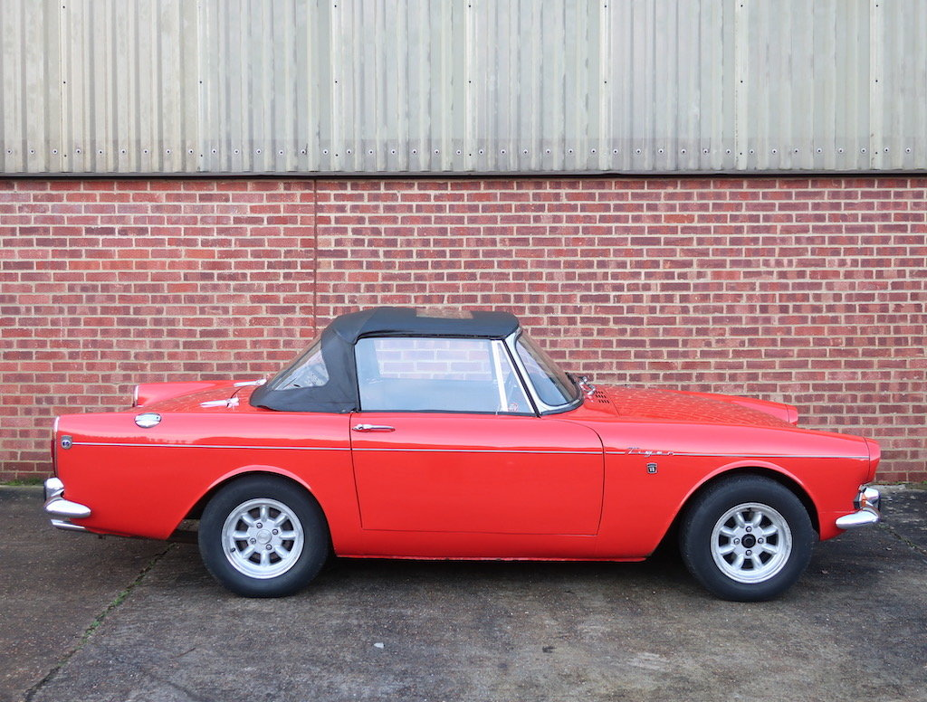 1967 Sunbeam Tiger MK1a For Sale (picture 2 of 6)
