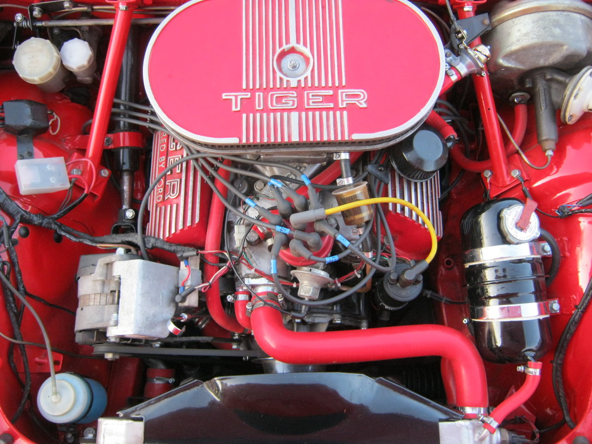 1966 SUNBEAM TIGER Mk1. STUNNING RESTORED 302 5 SPEED PAS For Sale (picture 11 of 12)
