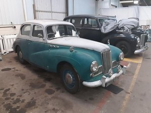 Picture of 1956 Sunbeam Supreme MkIII For Sale by Auction