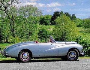 1954 Sunbeam-Talbot Alpine