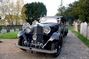 Picture of 1935 Sunbeam 25HP Saloon For Sale