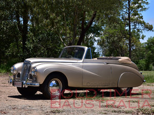 Picture of 1952 Sunbeam-Talbot 90 Mk II Drophead Coupe SOLD