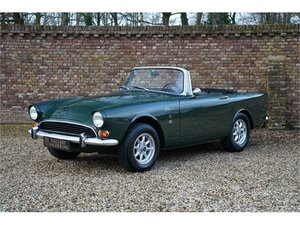 Picture of 1965 Sunbeam Alpine Fully restored, very nice condition For Sale