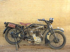 Picture of 1926 Sunbeam Model 5 3½hp 499cc For Sale