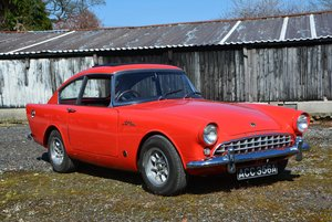 Picture of 1963 SUNBEAM HARRINGTON ALPINE SERIES 'C'. OVERDRIVE For Sale