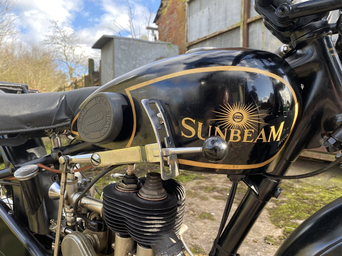 1929 Sunbeam Model 1 For Sale by Auction (picture 7 of 50)