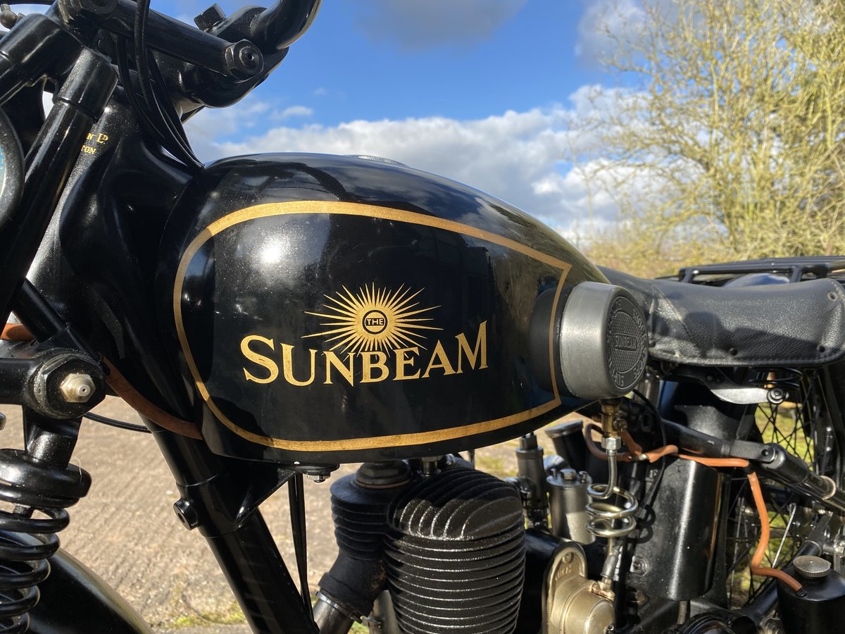 1929 Sunbeam Model 1 For Sale by Auction (picture 47 of 50)