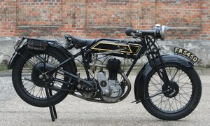 Picture of Sunbeam Model 6 1928 Longstroke 500cc For Sale