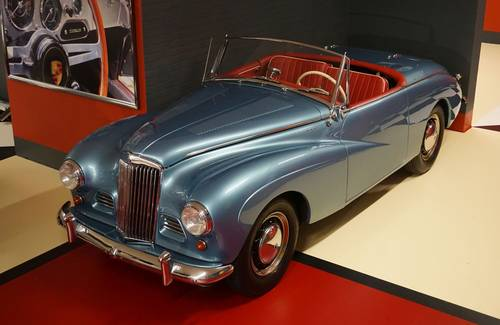 1955 Sunbeam Alpine – MK III Roadster For Sale (picture 1 of 6)