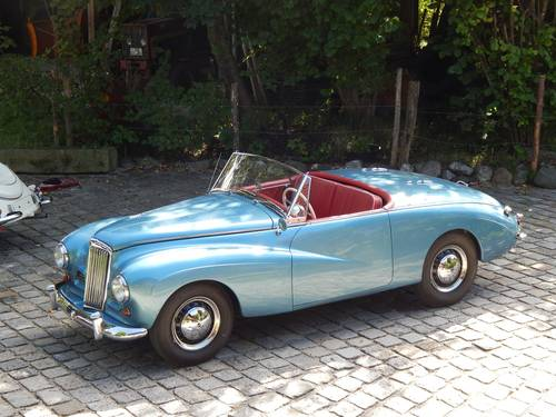 1955 Sunbeam Alpine – MK III Roadster For Sale (picture 2 of 6)