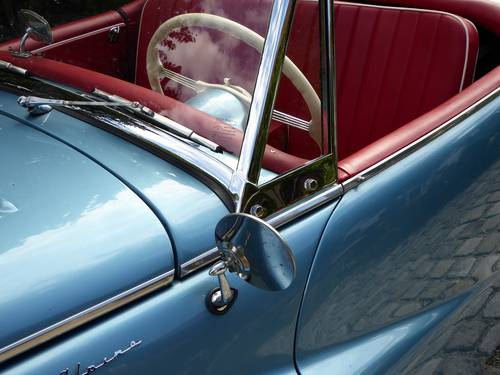 1955 Sunbeam Alpine – MK III Roadster For Sale (picture 3 of 6)