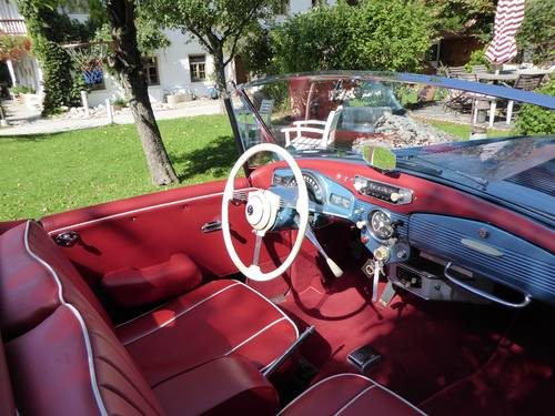 1955 Sunbeam Alpine – MK III Roadster For Sale (picture 4 of 6)