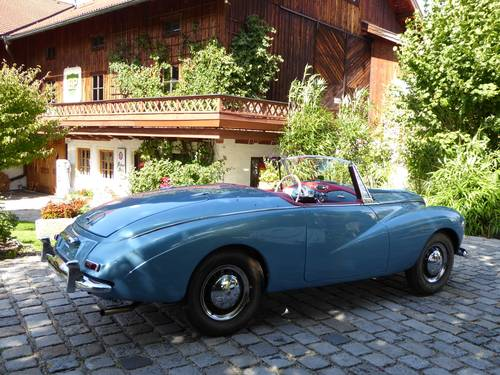 1955 Sunbeam Alpine – MK III Roadster For Sale (picture 6 of 6)