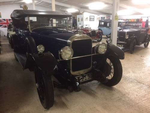 1924 Sunbeam 20/60 Tourer for sale in Hampshire... SOLD (picture 5 of 6)
