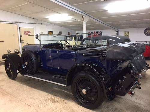 1924 Sunbeam 20/60 Tourer for sale in Hampshire... SOLD (picture 6 of 6)