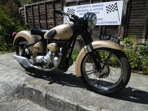1952 Sunbeam S8  Original and in fantastic condition  SOLD (picture 1 of 6)
