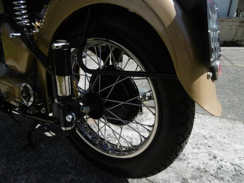 1952 Sunbeam S8  Original and in fantastic condition  SOLD (picture 4 of 6)