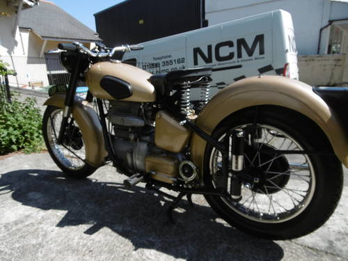 1952 Sunbeam S8  Original and in fantastic condition  SOLD (picture 5 of 6)