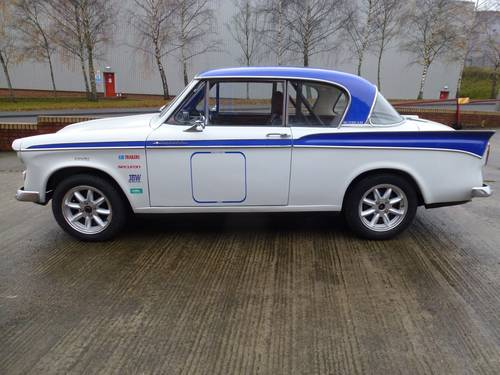 1957 Rare Sunbeam Rapier Series 2 Rally Car SOLD (picture 2 of 6)