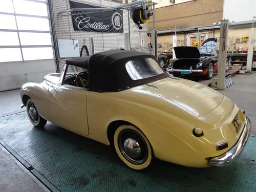 1953 Sunbeam Alpine Roadster '53 For Sale (picture 5 of 6)