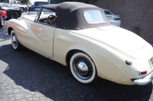 1953 Sunbeam Alpine Roadster '53 For Sale (picture 6 of 6)