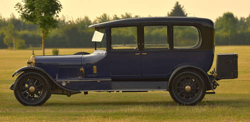 1921 Sunbeam 24hp 4.5 Litre Saloon For Sale (picture 3 of 6)