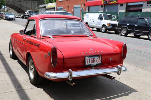 1966 Sunbeam Tiger # 21896 For Sale (picture 2 of 6)