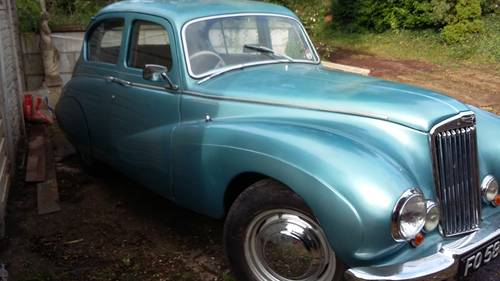1950 sunbeam talbot 90  SOLD (picture 1 of 4)