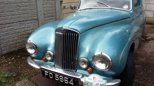 1950 sunbeam talbot 90  SOLD (picture 3 of 4)