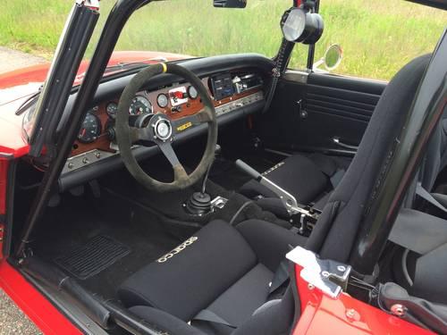1966 Sunbeam Tiger Rallye Prepared For Sale (picture 3 of 6)