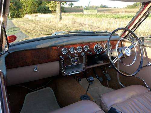 1963 Sunbeam Rapier 3A Convertible Rootes Group For Sale (picture 3 of 6)