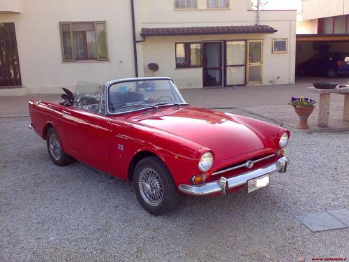 1967 Sunbeam Alpine series V 1968 For Sale (picture 1 of 6)